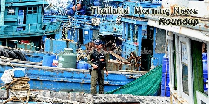 Thailand Morning News For March 13