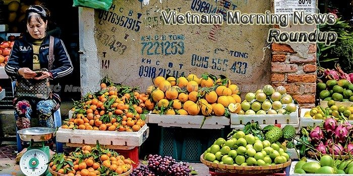 Vietnam Morning News For March 16