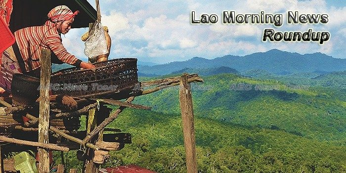 Lao Morning News For March 21