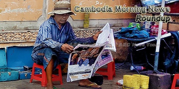 Cambodia Morning News For April 5