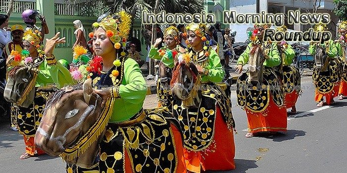 Indonesia Morning News For April 7