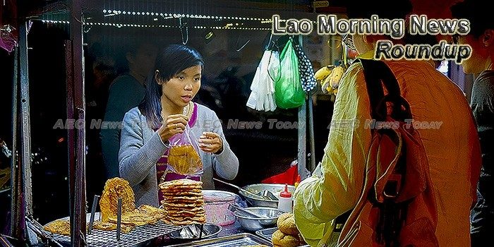 Lao Morning News For April 5