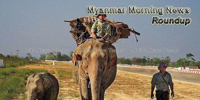 Myanmar Morning News For April 5