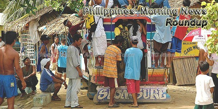 Philippines Morning News For April 18