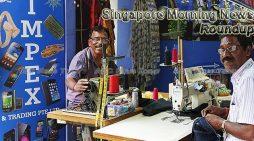 Singapore Morning News For April 6