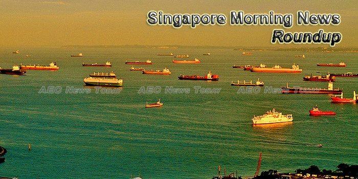 Singapore Morning News For April 28
