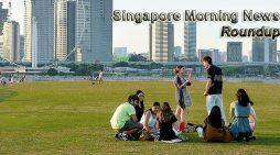 Singapore Morning News For April 12