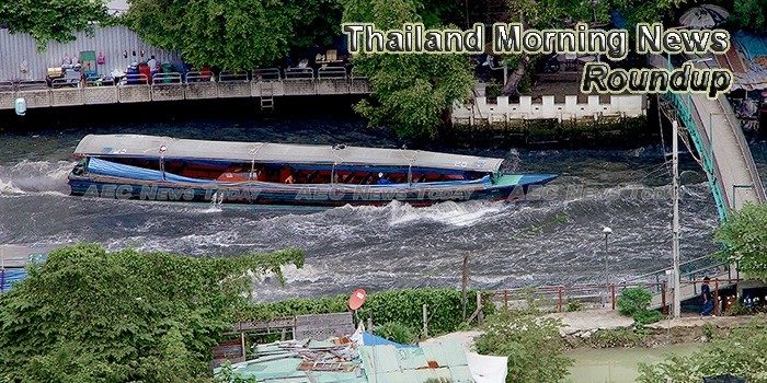 Thailand Morning News For April 4