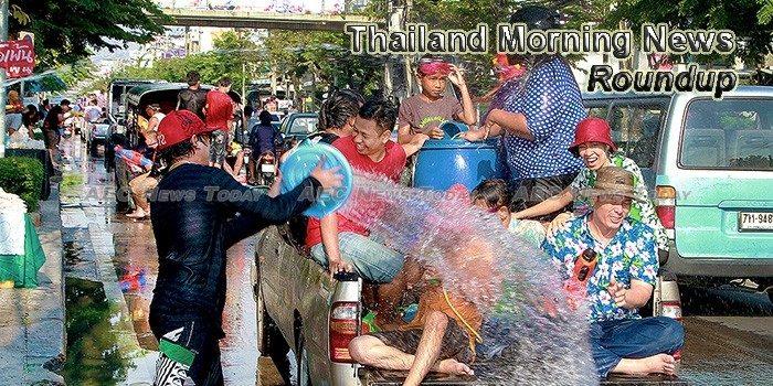 Thailand Morning News For April 21