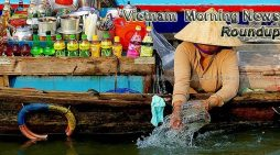 Vietnam Morning News For April 13
