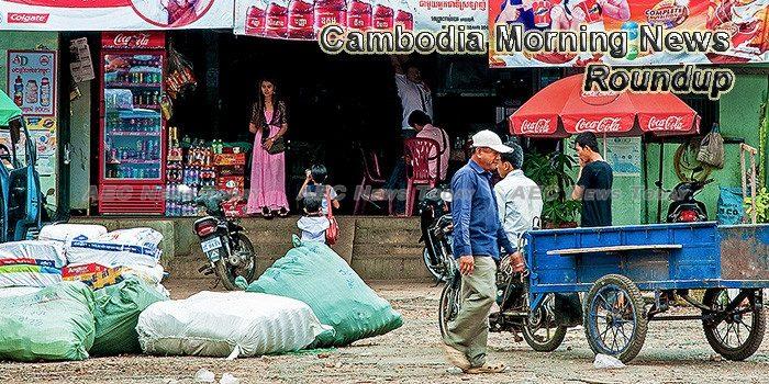 Cambodia Morning News For May 16