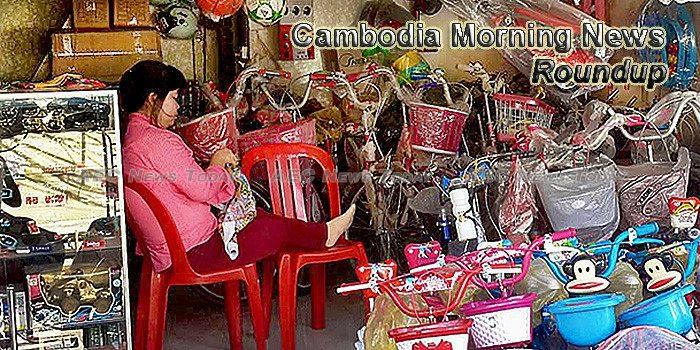 Cambodia Morning News For May 3