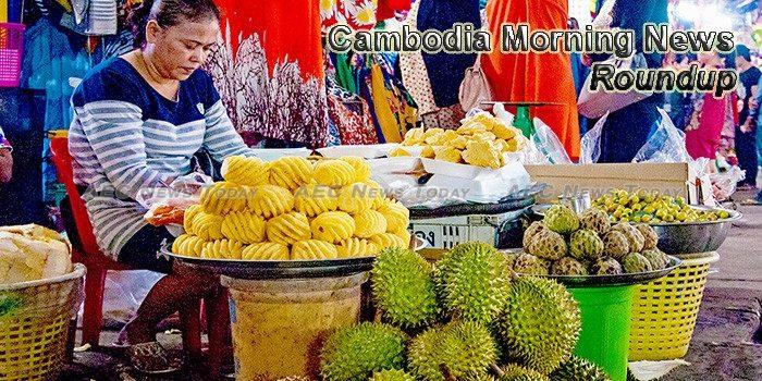 Cambodia Morning News For May 9
