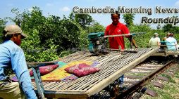 Cambodia Morning News For May 26
