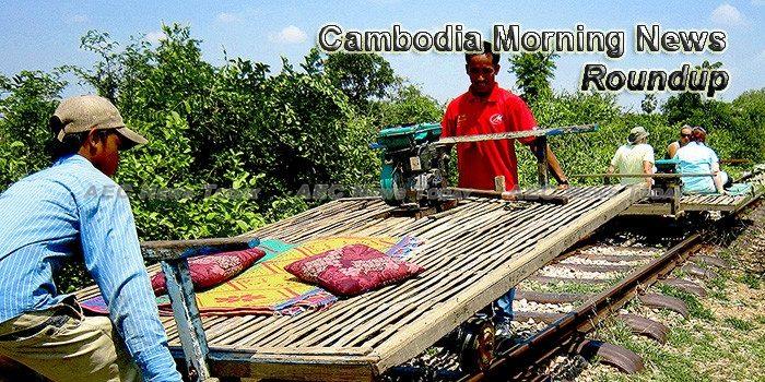 Cambodia Morning News For May 25