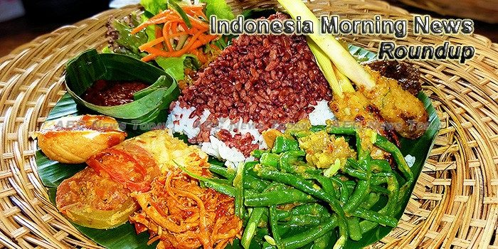 Indonesia Morning News For May 2