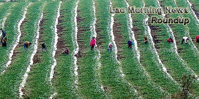 Lao Morning News For May 16