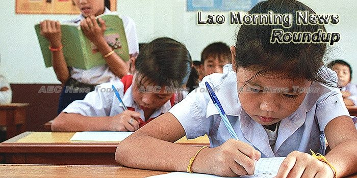 Lao Morning News For May 30