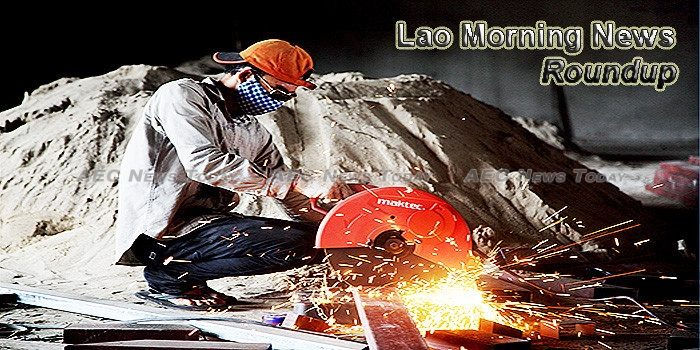 Lao Morning News For May 9