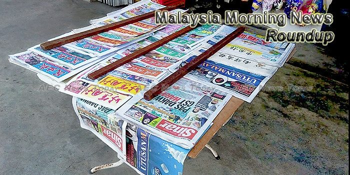 Malaysia Morning News For May 8