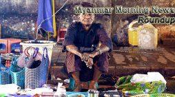 Myanmar Morning News For May 26