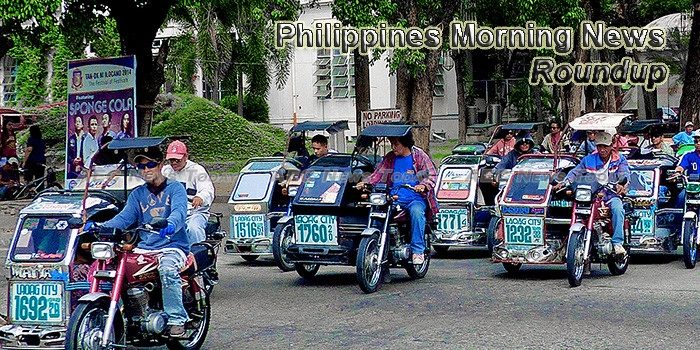 Philippines Morning News For June 2