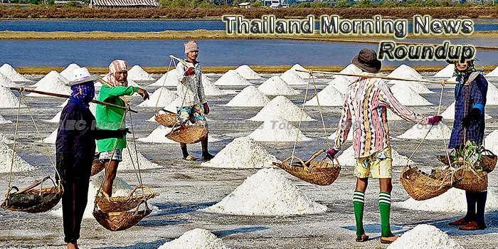 Thailand Morning News For May 2