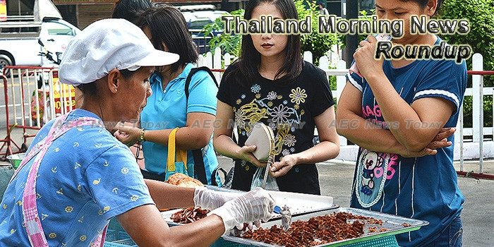 Thailand Morning News For May 19