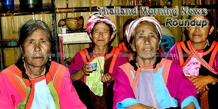 Thailand Morning News For May 26