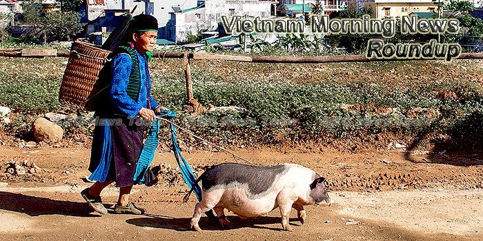 Vietnam Morning News For May 15