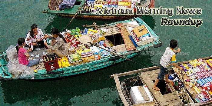 Vietnam Morning News For May 25