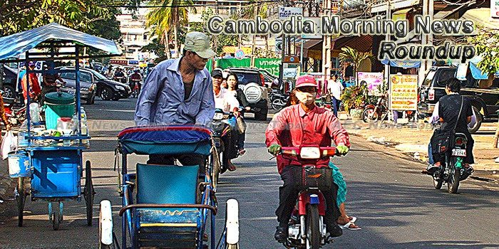Cambodia Morning News For July 4