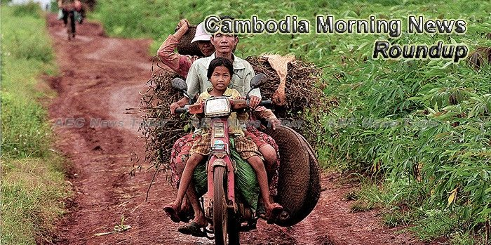 Cambodia Morning News For July 12