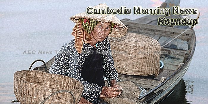 Cambodia Morning News For June 22