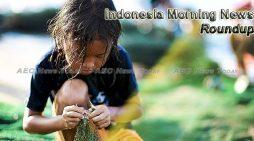 Indonesia Morning News For June 7