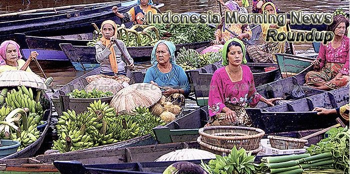 Indonesia Morning News For June 26