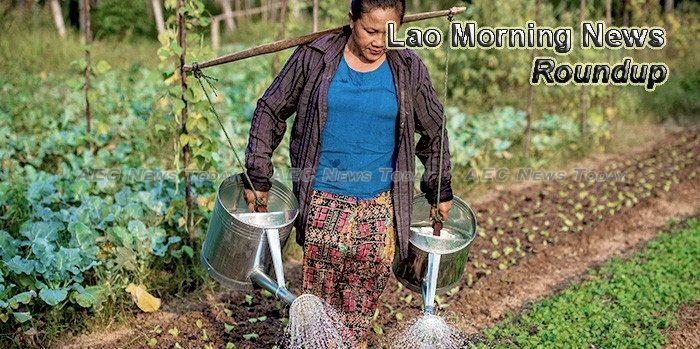 Lao Morning News For June 9
