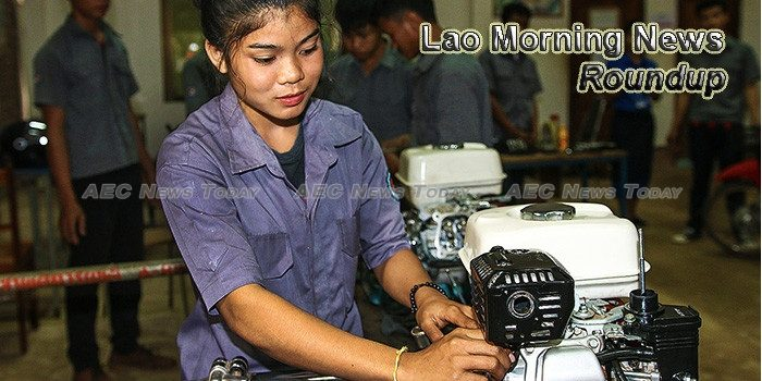 Lao Morning News For June 15