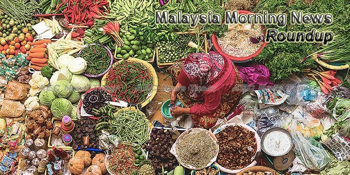 Malaysia Morning News For June 6
