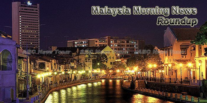 Malaysia Morning News For June 12