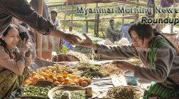 Myanmar Morning News For June 6