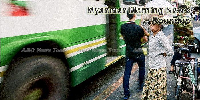 Myanmar Morning News For June 26