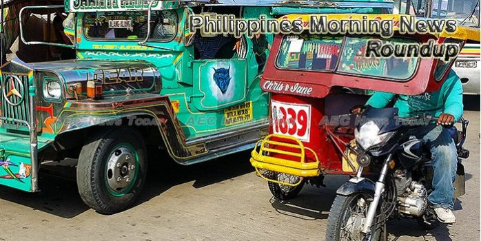 Philippines Morning News For June 12
