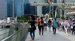 Singapore Morning News For June 16