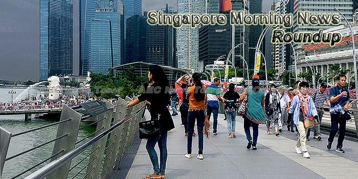 Singapore Morning News For June 12