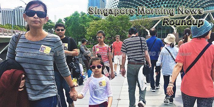 Singapore Morning News For June 21