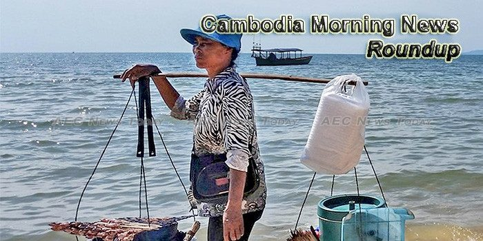 Cambodia Morning News For July 27