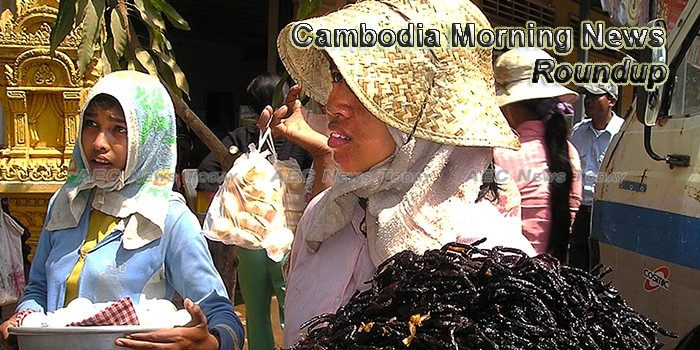 Cambodia Morning News For July 31