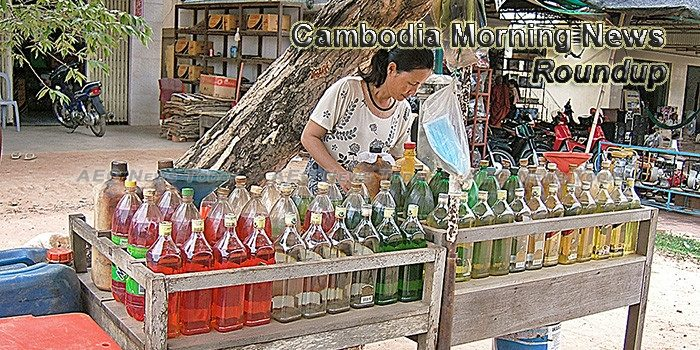 Cambodia Morning News For July 21