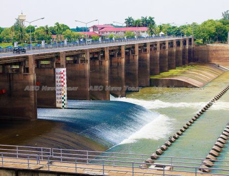Intermittent water flow as a result of climate change poses a threat to the energy security of countries which rely extensively on both thermal and hydro power generating